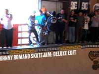The Johnny Romano Make-A-Wish Skate Jam 2010 Deluxe Edit