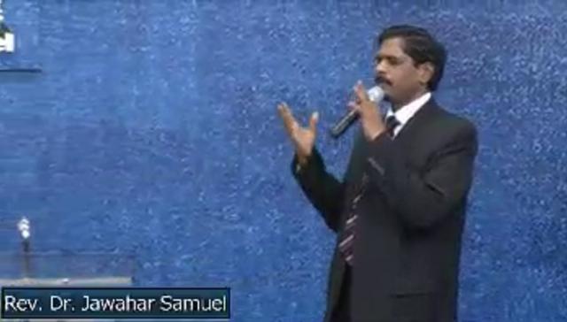 Fasting Prayer Day 8 Rev. Dr. Jawahar Samuel part 3