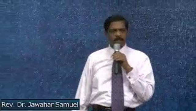 Fasting Prayer Day 9 morning Rev. Dr. Jawahar Samuel part1