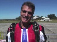 Mi Primer vuelo en Wingsuit (8-11-2010)