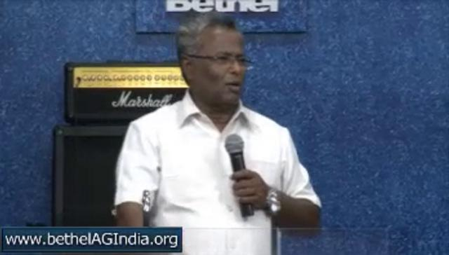 Fasting Prayer Day 11 Blessings&Curses by Rev. Dr. M A Varughese