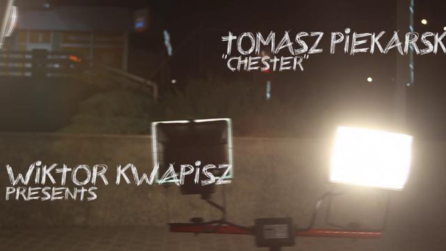"""Tomasz Piekarski """"Chester"""" Rollerblade Team Poland"""