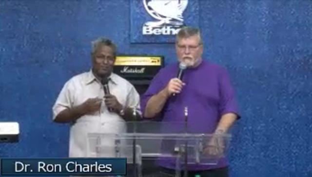 Acts 28 (PAUL) Dr. Ron Charles