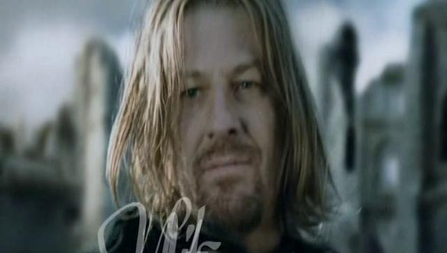 lord of the rings boromir the captain of the white