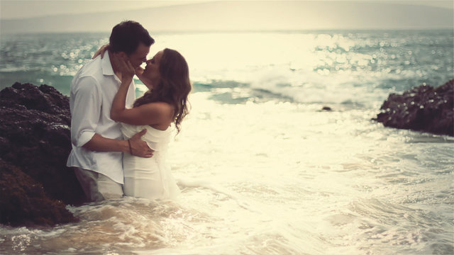 Glyncora + Mark (Wedding Video in Maui, Hawaii) NDE by Marrone