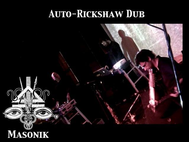 Auto-Rickshaw Dub