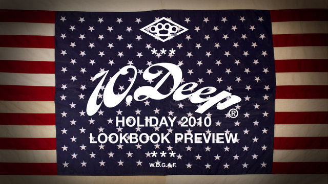 Video: 10.Deep Holiday 2010 Lookbook Preview