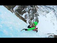 Norway First Ascent Ice Climbing Expedition