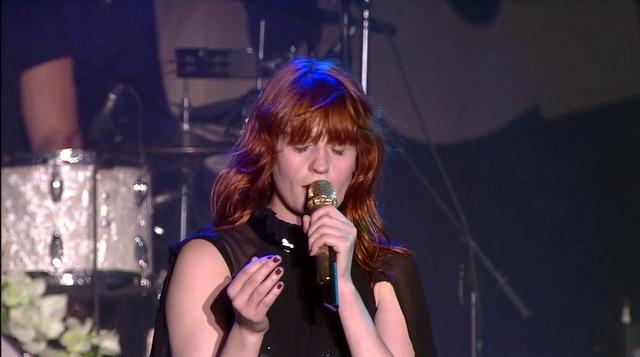 Voodoo Experience 2010 - Florence and the Machine