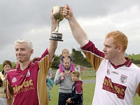 Bredagh 'Rock' to Hurling History