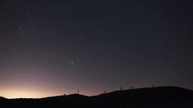 Time Lapse desde el Teide
