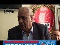 CHP Zeytinburnu İlçe Örgütünde Bayramlaşma