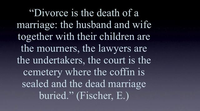 Divorce and its effects on children essay