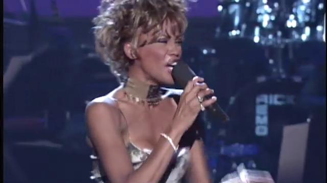 WHITNEY HOUSTON TRIBUTE AT BET HONORS 2010