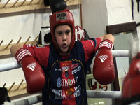 Cork Boxing - Willie Big Bang Casey