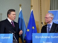 EU-Ukraine Summit: Press conference
