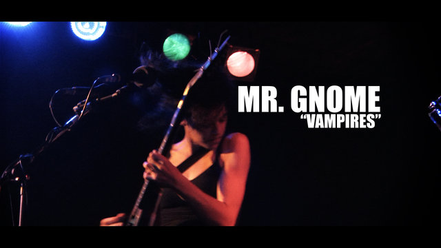 Mr. Gnome - Vampires