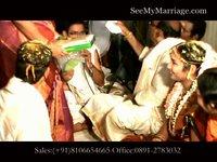 """SeeMyMarriage.com Wedding Live Webcast,ECIL """"X""""Road. Hyderabad"""