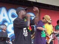 Emicida, Kamau e Funk Buia no Rap Improvisado