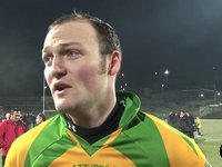 Colm McFadden - 2010 McKenna Cup Final