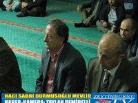 Hacı Sabri Durmuşoğlu'nun Mevlidi