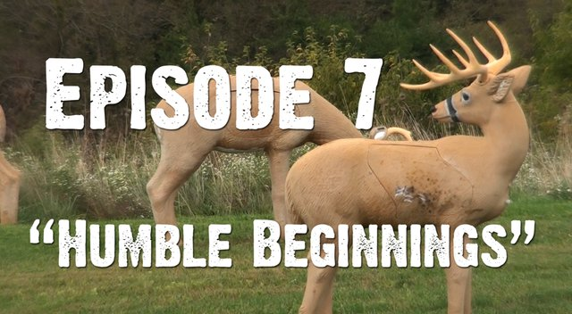 "Episode 7 - ""Humble Beginnings"""
