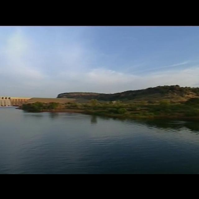 Ο ποταμός Σενεγάλης
