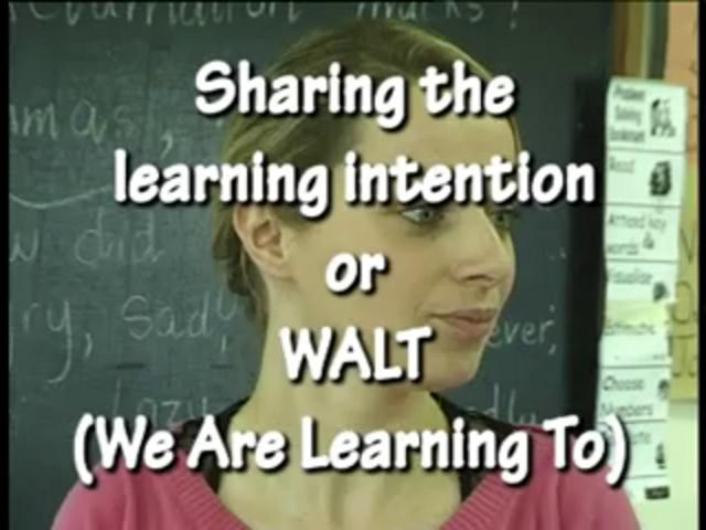 2 Pauline-Sharing The Learning Intention-Final Oct 4445