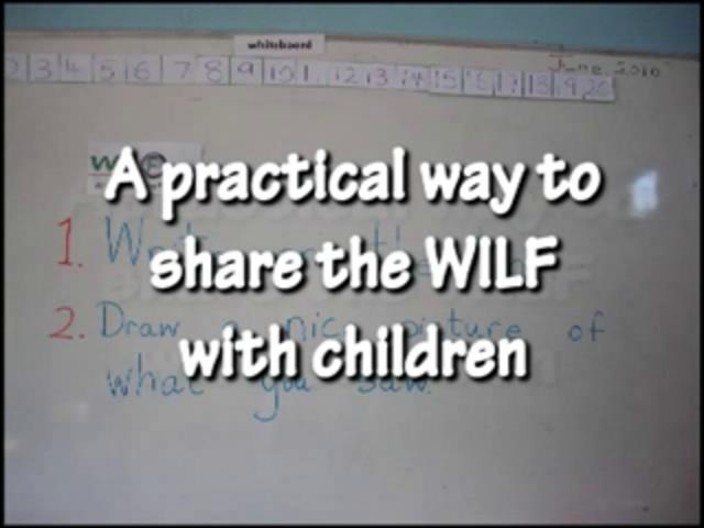Sharing The Wilf With Children