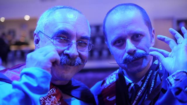 GH2: Movember Gala Party