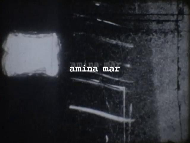 Thumbnail of video AMINA MAR