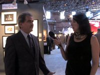 BNN Visits the International Art Show