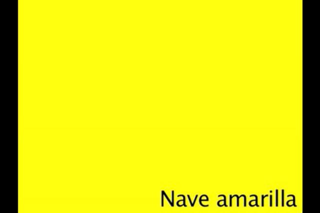 Nave Amarilla