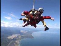 J2theW @ tandem skydive!!