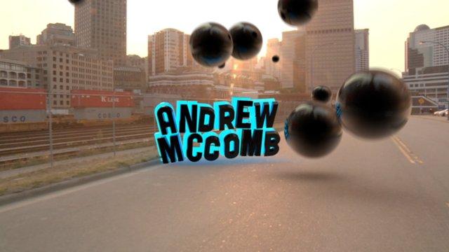 Andrew McComb 2010 Skateboarding