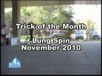 Trick of the Month Omari Cato Lung Spin