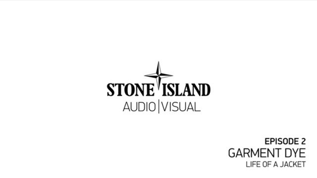 Video: A Journey Inside Stone Island – Garment Dye Life Of A Jacket
