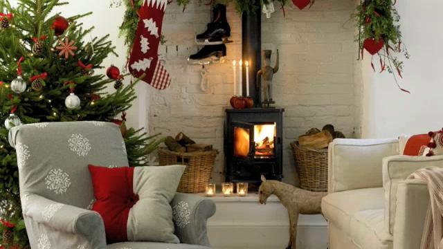 Christmas Decorating Ideas From A Modern Country Home On Vimeo