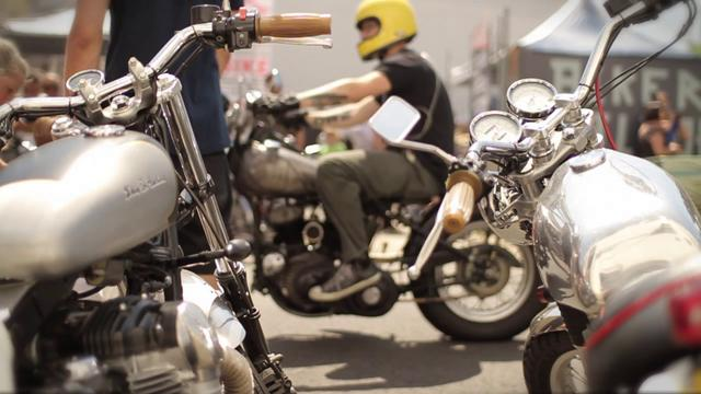 Video | The Deus Boundless Enthusiasm Bike Build Off