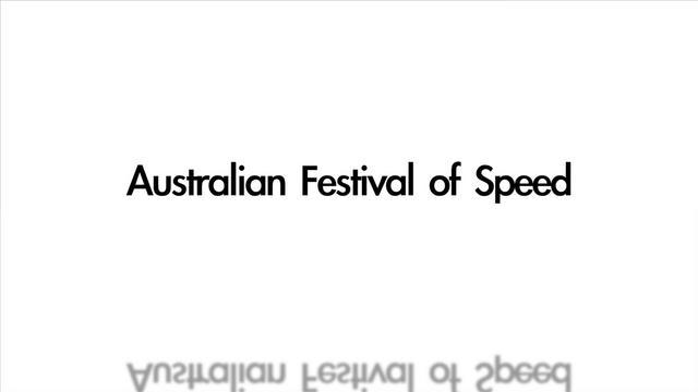 Australian Festival of Speed
