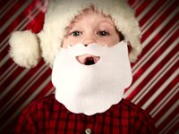 Here Comes Santa Claus - A Christmas Video Greeting