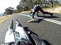 B-Rock Riding in Bathurst