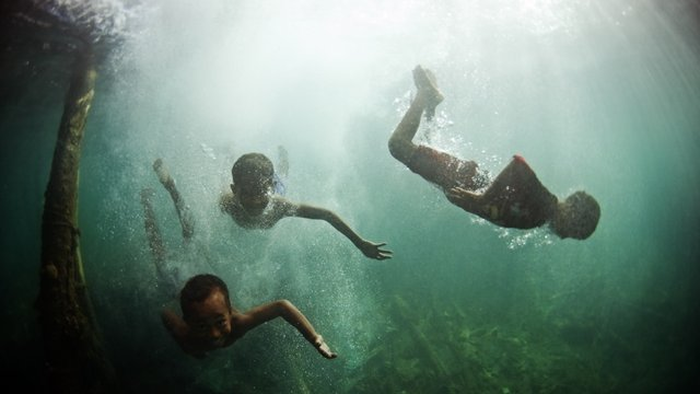 People of the Coral Triangle // James Morgan // 1080p
