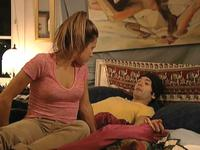 Scene From In Memory of My Father: Chris Jaymes & Christine Lakin