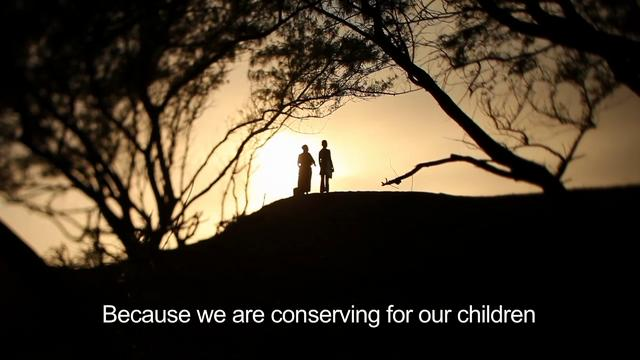 CONSERVING FOR OUR CHILDREN