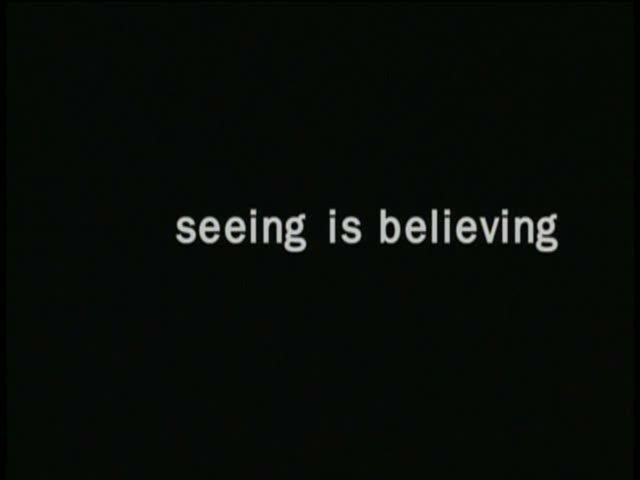 STEPHEN HAWKING'S UNIVERSE 01 Ver para creer