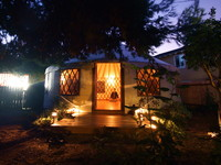 Save the Yogic Yurt