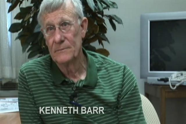 Kenneth Barr Talks About Losing His Son