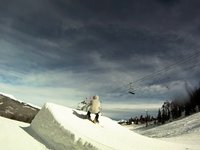 Park laps at Keystone