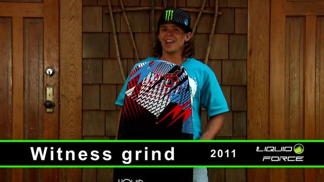 Liquid Force 2011 Witness Grind